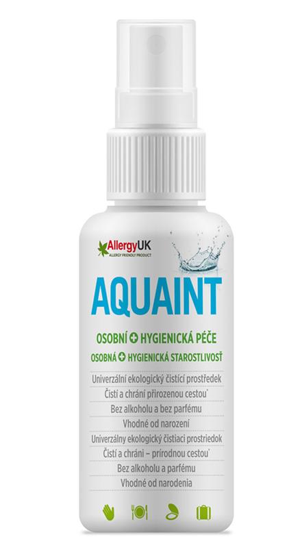 AQUAINT - Aquaint 100% ekologická čistící voda 50ml