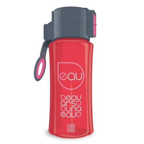 ARSUNA - Láhev plastová 450 ml - červená
