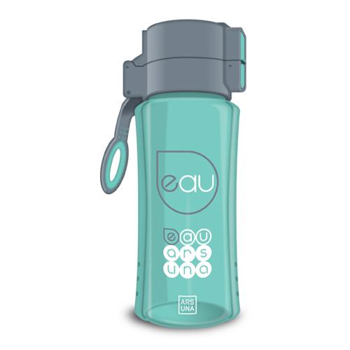 ARSUNA - Láhev plastová 450 ml - světle modrá
