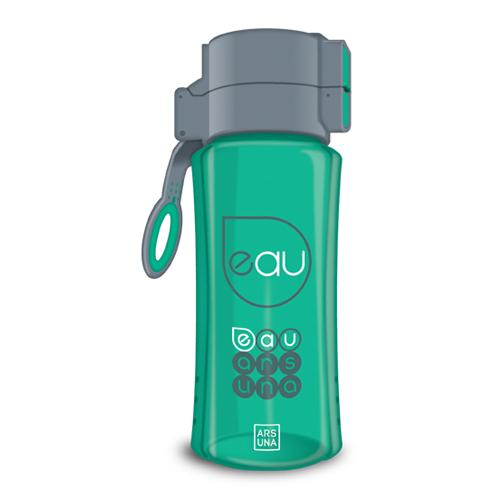 ARSUNA - Láhev plastová 450 ml - tmavě zelená