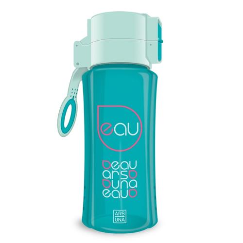 ARSUNA - Láhev plastová 450 ml - tyrkysová