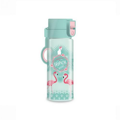 ARSUNA - Láhev plastová 475ml - Flamingo