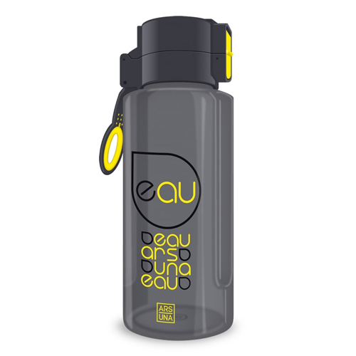 ARSUNA - Láhev plastová 650 ml - žlutá