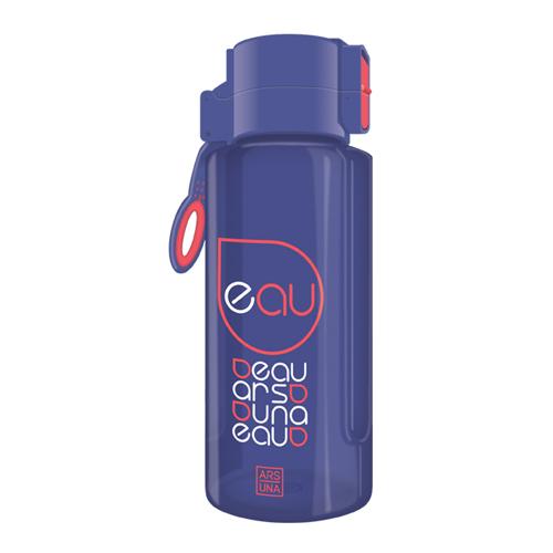 ARSUNA - Láhev plastová 650 ml - fialová