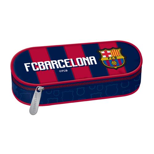 ARSUNA - Pouzdro na tužky - oválné FC Barcelona