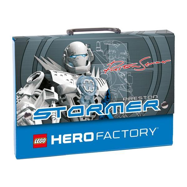 ASTRA - Kufřík C4 LEGO Hero Factory