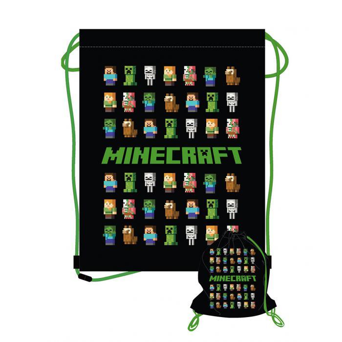 ASTRA - Vak na záda Minecraft