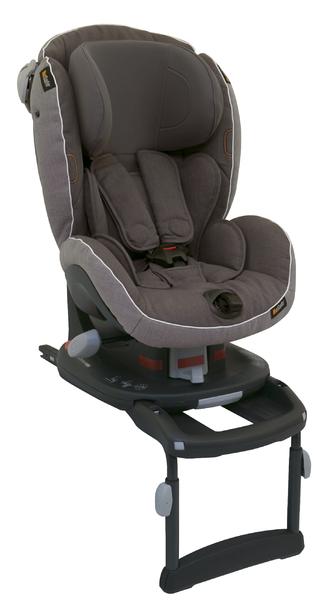 BESAFE - Autosedačka 9-18 kg iZi Comfort X3 Isofix - Metallic Mélange 02