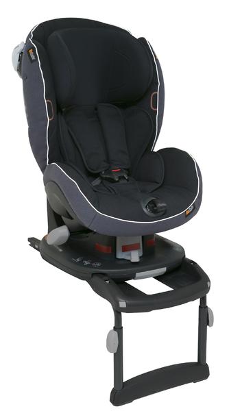 BESAFE - Autosedačka 9-18 kg iZi Comfort X3 Isofix - Midnight Black 01