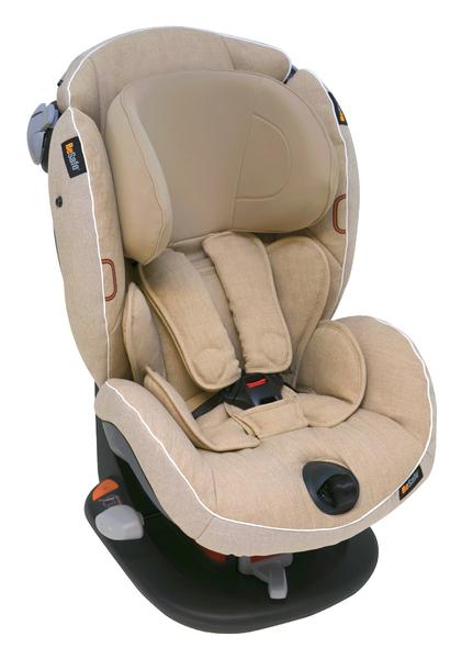 BESAFE - Autosedačka 9-18 kg iZi Comfort X3 - Ivory Melange 03