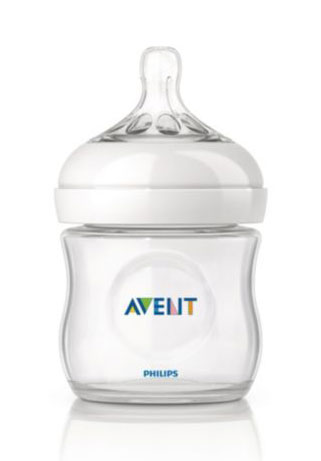 AVENT - Láhev Natural PP 125 ml bez BPA