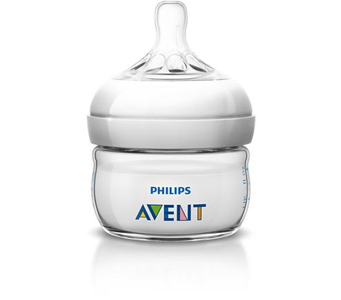 AVENT - Avent láhev 60 ml Natural PP
