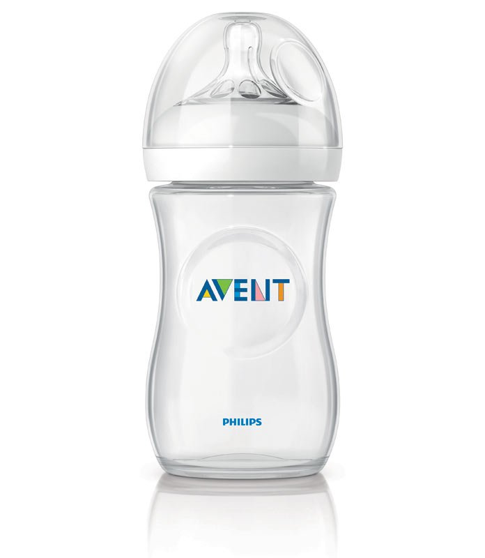 AVENT - Láhev Natural PP 260 ml bez PBA