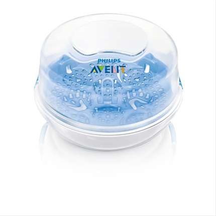 AVENT - Parní sterilizátor do mikrovlnky