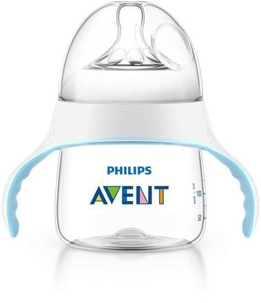 AVENT PHILIPS - Hrneček na učení Natural 150 ml - 4 m+