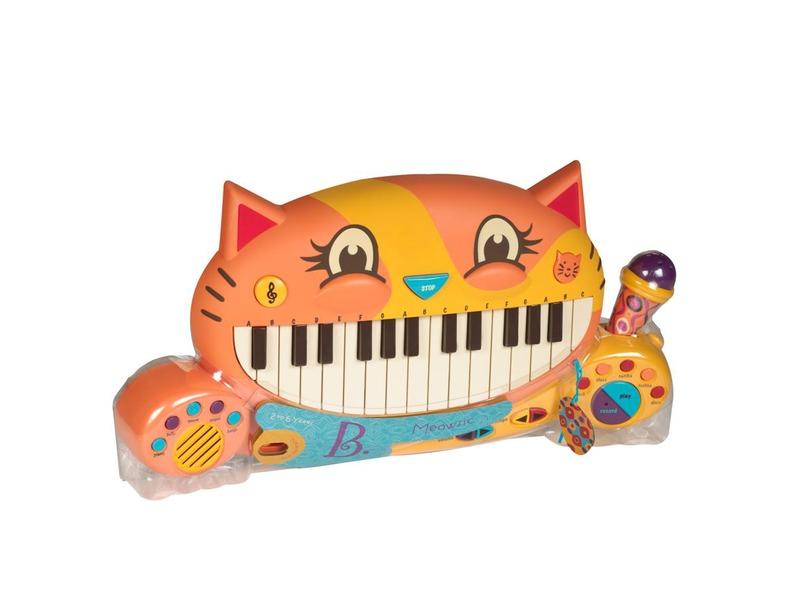 B-TOYS - Kočičí piano Meowsic