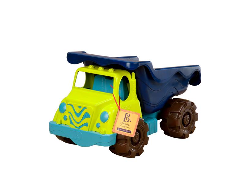 B-TOYS - Nákladní auto Colossal Cruiser