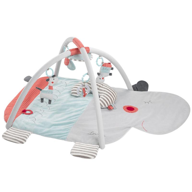 BABY FEHN - 3D aktivity deka, Loopy&Lotta