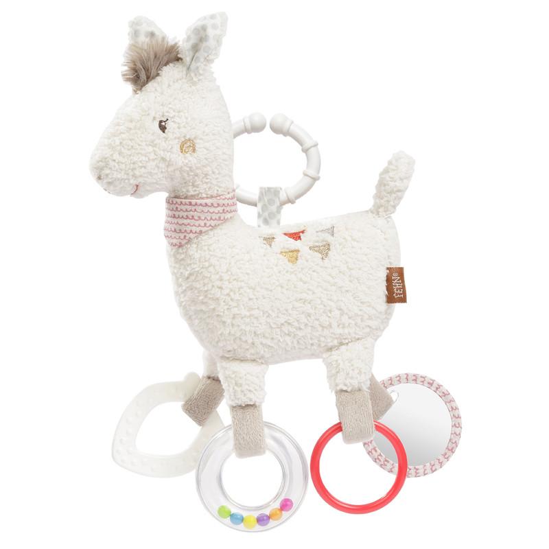 BABY FEHN - Aktivity hračka lama, Peru