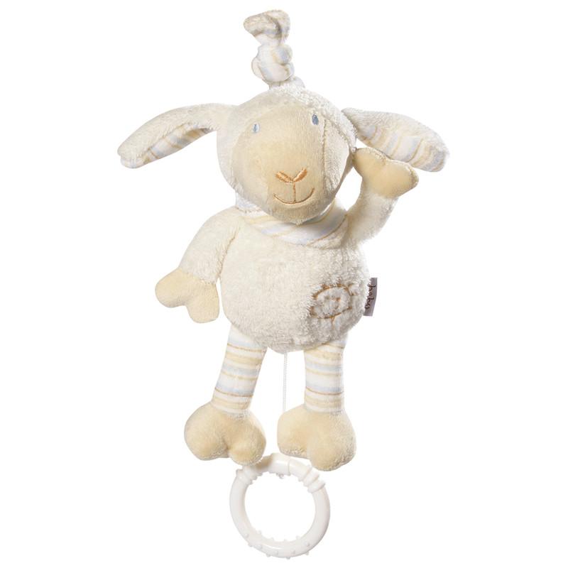 BABY FEHN - Babylove mini-hrací ovečka