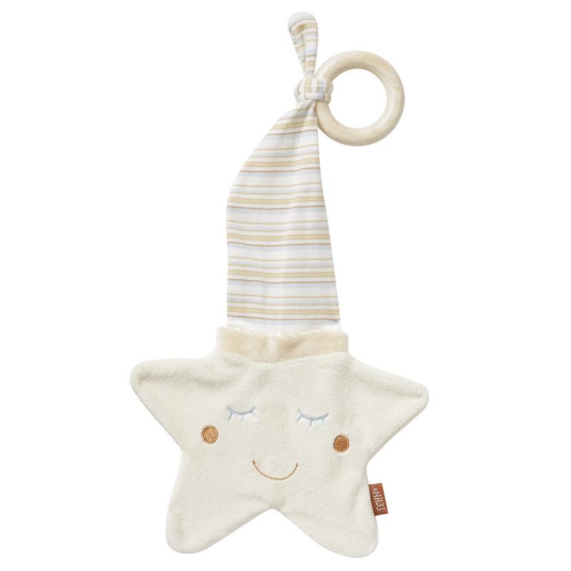 BABY FEHN - Babylove muchláček hvězdička s kroužkem