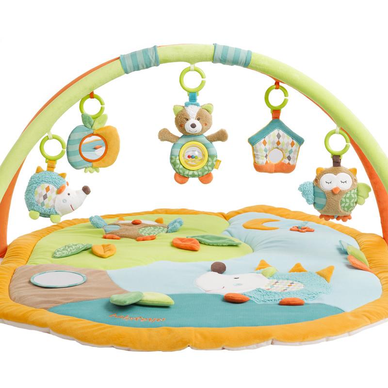 BABY FEHN - Forest hrací 3D aktivity deka