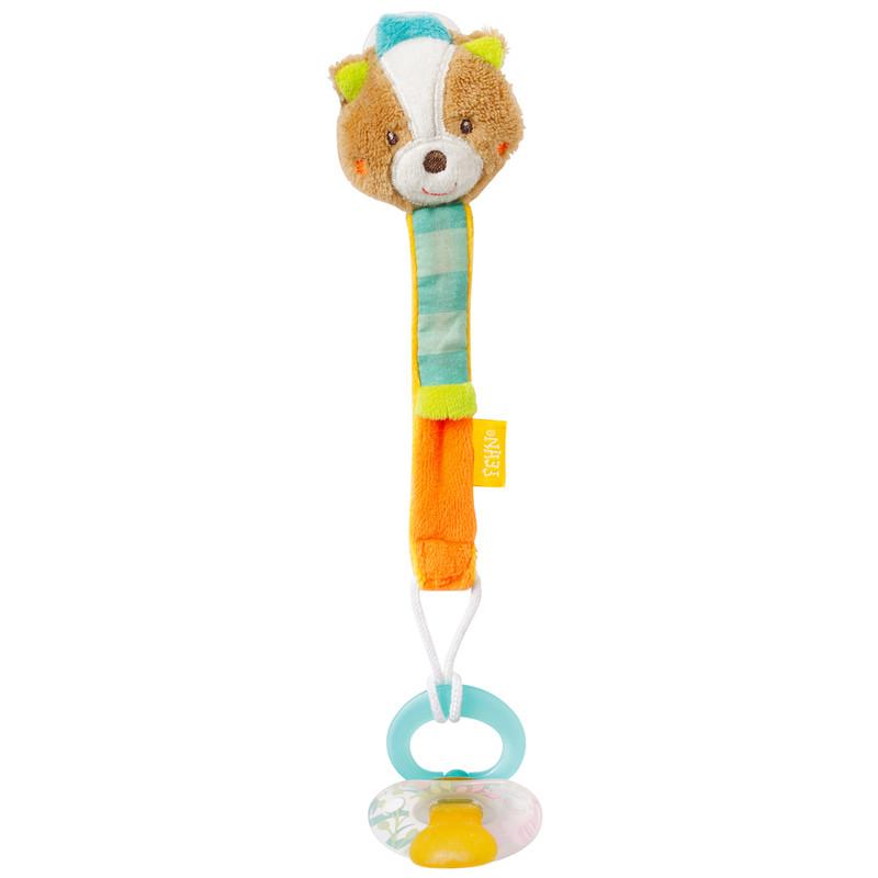 BABY FEHN - Forest hračka na dudlík liška