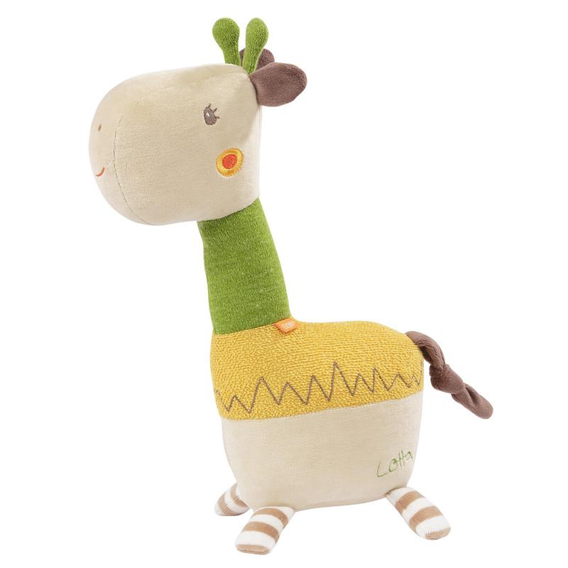 BABY FEHN - Hračka XL žirafa, Loopy&Lotta