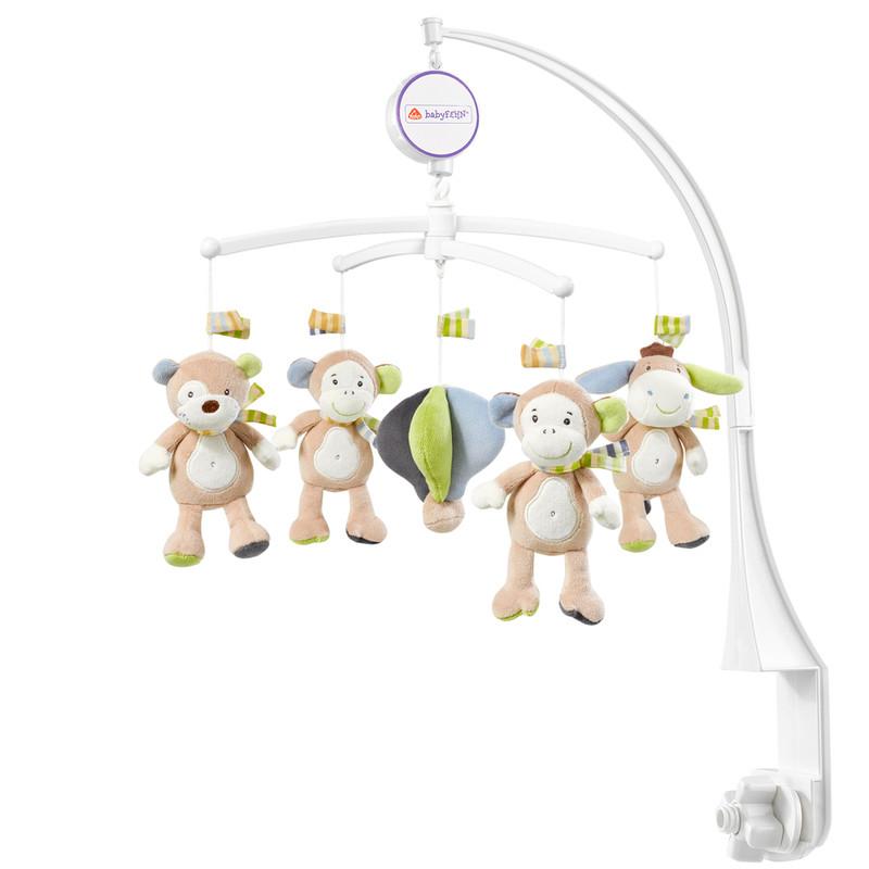 BABY FEHN - Monkey Donkey hrací kolotoč opička