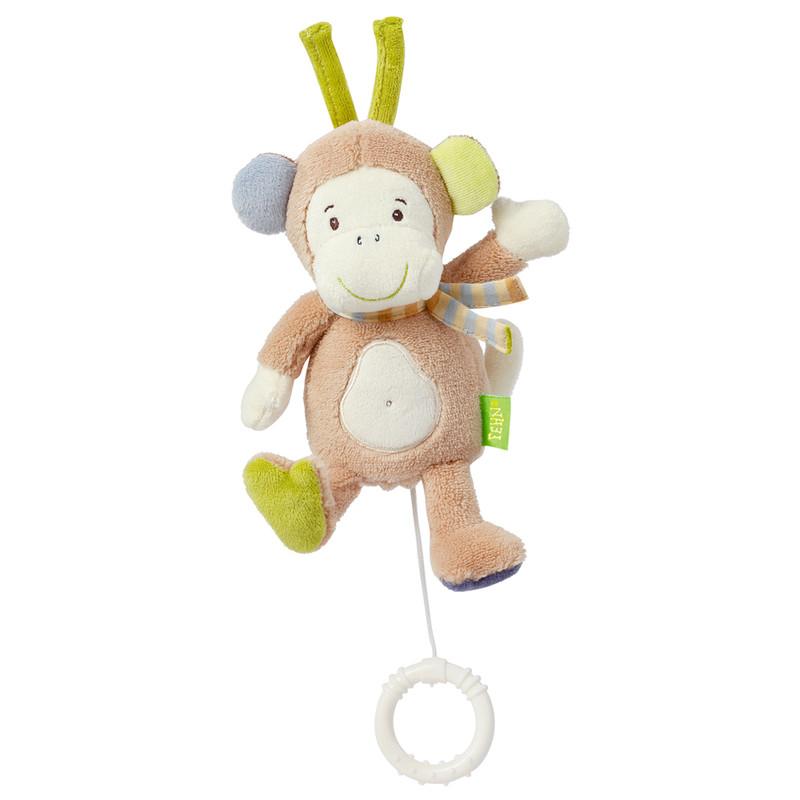 BABY FEHN - Monkey Donkey mini hrací opička