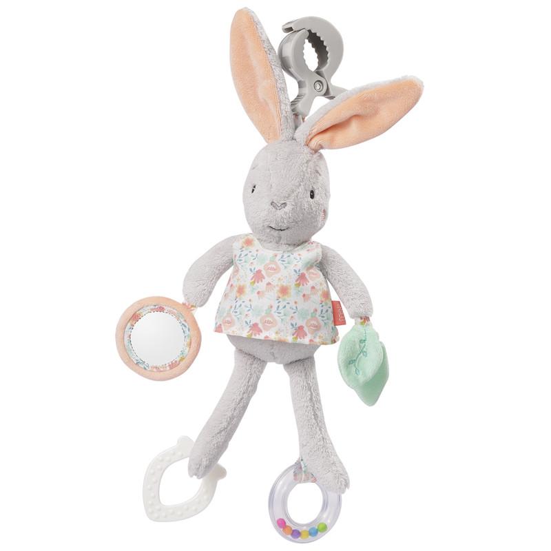 Fotografie BABY FEHN - Závěsná hračka králík, Swan Lake baby FEHN