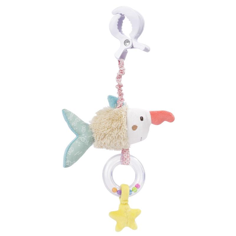 BABY FEHN - Závěsná hračka ryba, Bruno