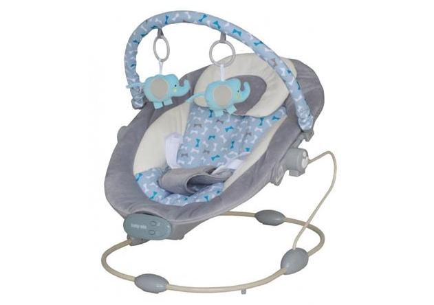BABY MIX - Lehátko pro kojence s vibrací a hudbou