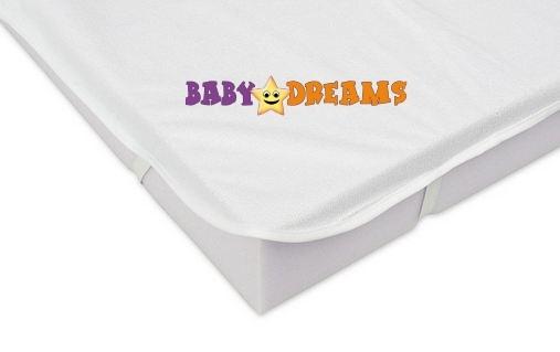 BABY NELLYS - Chránič matrace kolekce Baby Dreams - 180x80 cm
