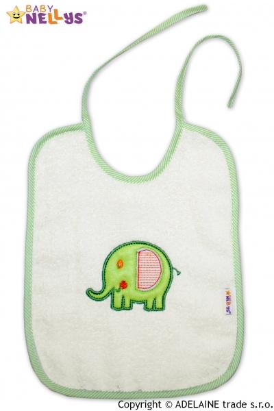 BABY NELLYS - Bryndáček ® Slon - smetanový