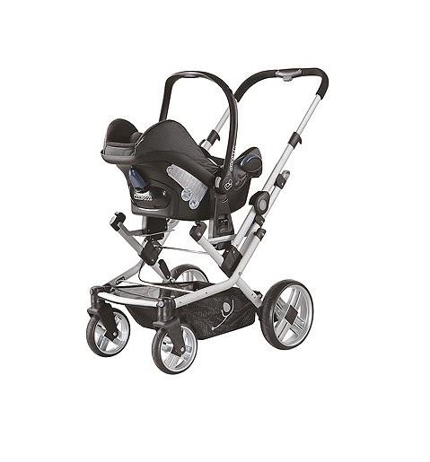 BABY WELT - Adaptér na PRO 4 S, maxi-cosi