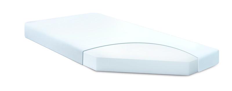 BABYMATEX - Matrace dětský Softi Simple 120x60x6 cm