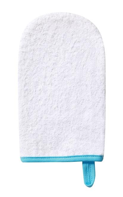 BabyOno - Hadřík na mytí, froté Bílá