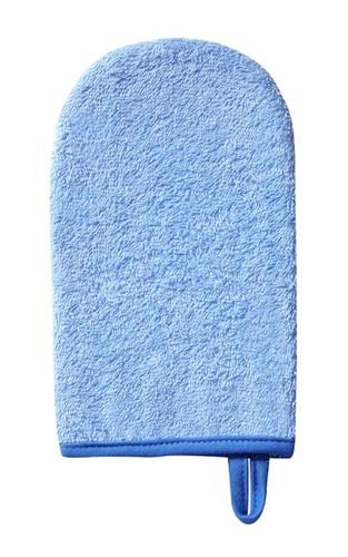 BabyOno - Hadřík na mytí, froté Modrá