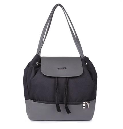 BABYONO - Taška přebalovací / batoh UPTOWN 2v1 černá