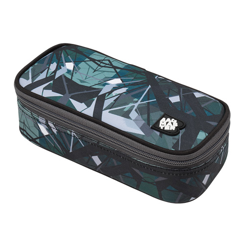 BAGMASTER - Peračník BAG 9 E GREEN/GRAY/BLACK