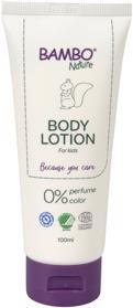BAMBO - Nature Tělové mléko 100 ml, neparfémované