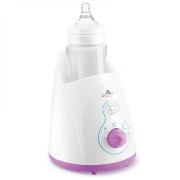 BAYBY - Multifunkční ohřívač kojeneckých láhví 4v1