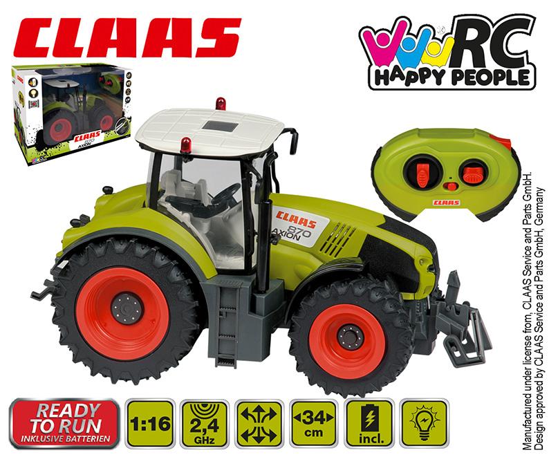 BAYER - Rc Traktor Claas