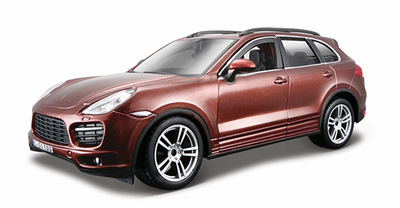 BBURAGO - 1:24 KIT PORSCHE CAYENNE TURBO