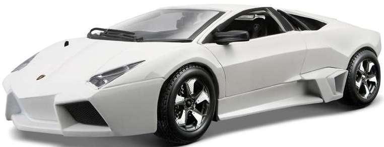 BBURAGO - 1:24 Lamborghini Reventón White