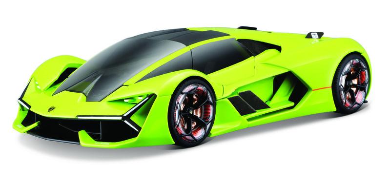 BBURAGO - 1:24 Lamborghini Terzo Millenio Green