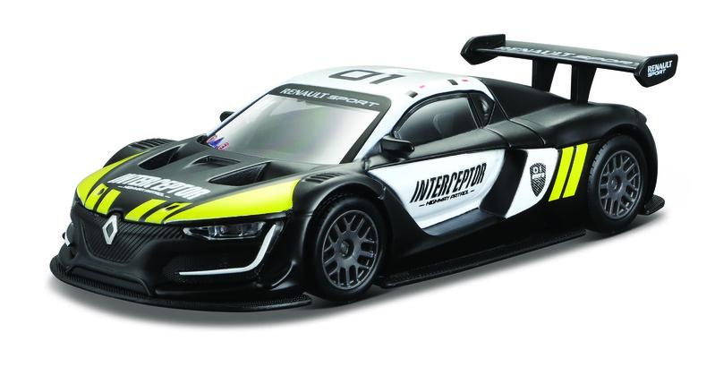 BBURAGO - 1:43 Race Renault Sport RS 01