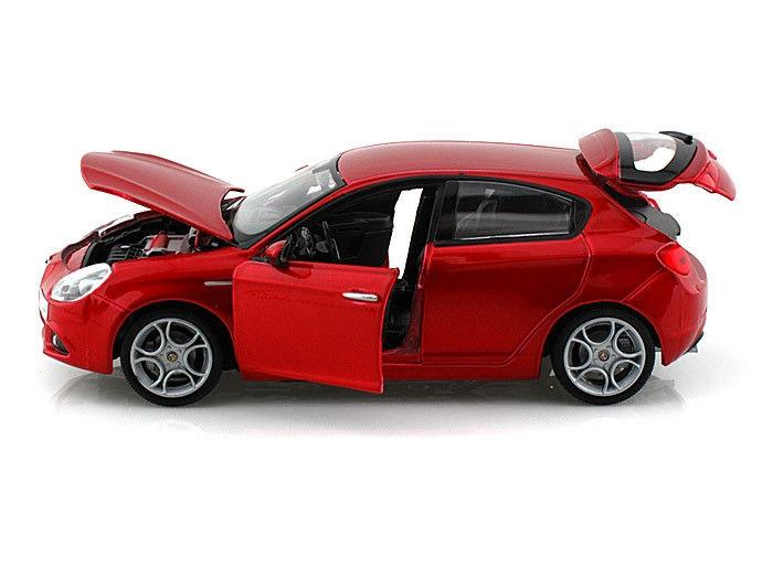 BBURAGO - Alfa Romeo Giulietta 1:24 PLUS