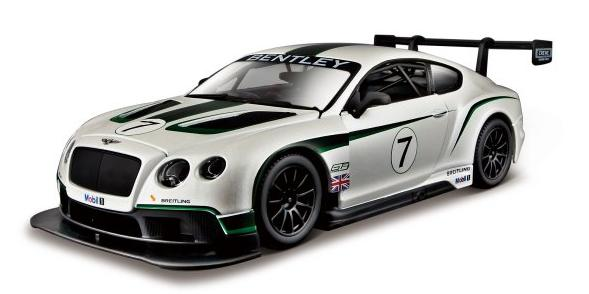 RC - RC Bentley Continental GT3 1:24 Race